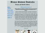View More Information on Bronze & Marble Gallery
