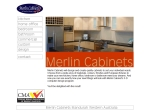 View More Information on Merlin Cabinets