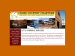 View More Information on Cross Country Charters