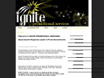 View More Information on Ignite Promotional Services
