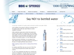 View More Information on Eco Springs