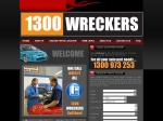 View More Information on 1300 Wreckers