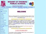 View More Information on Mount St Thomas Public School