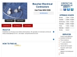View More Information on Boucher Electrical Contractors