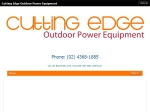 View More Information on Cutting Edge Outdoor Power Equipment
