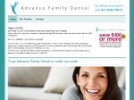 View More Information on Advance Family Dental
