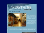View More Information on Shorethyme Restaurant