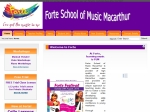 View More Information on Forte School Of Music