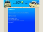 View More Information on Carrol's Driving Tuition