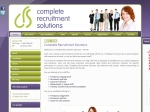 View More Information on Complete Recruitment Solutions