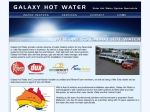 View More Information on Galaxy Hot Water