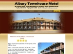 View More Information on Albury Townhouse Motel