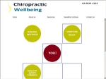 View More Information on Chiropractic Wellbeing