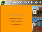 View More Information on Cook Design Pty Ltd
