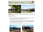 View More Information on Lutheran Aged Care Albury, Nicolson Park