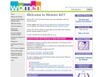 View More Information on Women's Information & Referral Centre