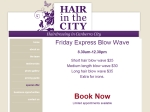 View More Information on Hair In The City