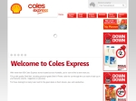View More Information on Coles Express, Hawker