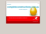 View More Information on Complete Constructions (Aust) Pty Ltd