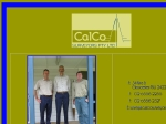 View More Information on Calco Surveyors Pty Ltd