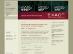 View More Information on Exact Recruitment Services Pty Ltd