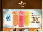 View More Information on Gloria Jean's Coffees, Entertainment Quarter