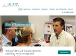 View More Information on Alana Healthcare For Women