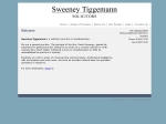 View More Information on Sweeney Tiggemann Lawyers
