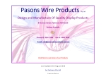 View More Information on Dynomatic Wire Products