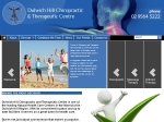 View More Information on Dulwich Hill Chiropractic Centre