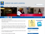 View More Information on Comfort Inn Hunts Liverpool
