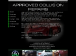 View More Information on Approved Collision Repairs