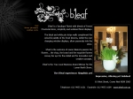 View More Information on B'Leaf Flower Merchant