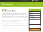 View More Information on City Discount Tyres Geelong