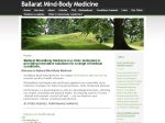 View More Information on Ballarat Mind-Body Medicine