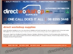 View More Information on Direct Workshop Supplies