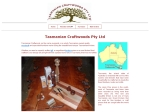 View More Information on Tasmanian Craftwoods Pty Ltd