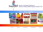 View More Information on Easychef Pty Ltd