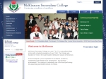 View More Information on Mckinnon Secondary College