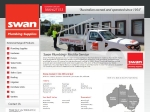 View More Information on Swan Plumbing Supplies, Dandenong South