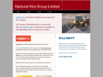 View More Information on National Hire