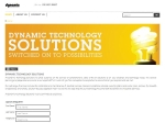 View More Information on Dynamic Technology Solutions