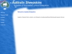 View More Information on Australis Sheepskin Tannery