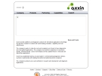 View More Information on Axxin Pty Ltd