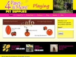 View More Information on 4 Paws & More Pet Supplies