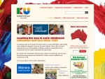 View More Information on Ku Children's Services
