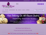 View More Information on Wild Rose Florist