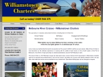 View More Information on A. AAA Williamstown Charters Gem Pier