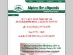 View More Information on Alpine Smallgoods
