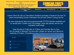 View More Information on Comcar Parts Pty Ltd